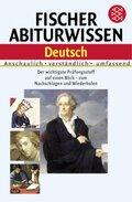 Fischer Abiturwissen, Deutsch
