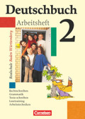 Deutschbuch, Realschule Baden-Württemberg: 6. Schuljahr, Arbeitsheft; Bd.2