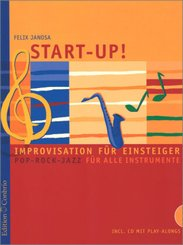 Start-Up!, m. Audio-CD