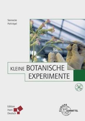 Kleine Botanische Experimente, m. CD-ROM