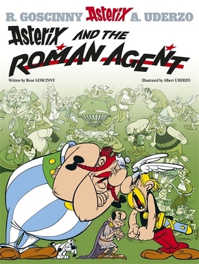 Asterix - Asterix and the Roman Agent