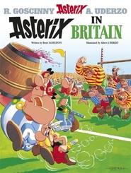 Asterix - Asterix in Britain