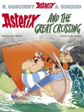 Asterix - Asterix and the Great Crossing