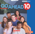Go Ahead (sechsstufig): 10. Jahrgangsstufe, 2 Audio-CDs zum Schülerbuch; Bd.10