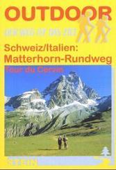 Schweiz/Italien: Matterhorn-Rundweg