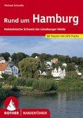 Rother Wanderführer Rund um Hamburg