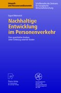 Nachhaltige Entwicklung im Personenverkehr