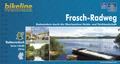 Bikeline Radtourenbuch Frosch-Radweg