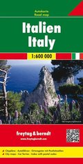 Freytag & Berndt Autokarte Italien / Italia / Italie