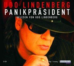 Panikpräsident, 3 Audio-CDs