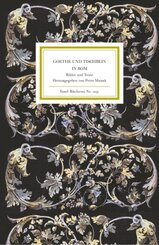 Goethe und Tischbein in Rom