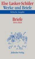 Werke und Briefe, Kritische Ausgabe: Briefe 1914-1924; Bd.7