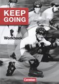 Keep Going, New, Workbook