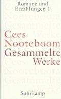 Gesammelte Werke: Auf Reisen; Bd.4 - Tl.1