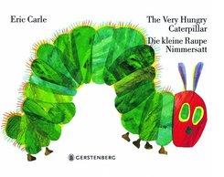 Die kleine Raupe Nimmersatt - The Very Hungry Caterpillar