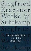 Werke: Kleine Schriften zum Film, 3 Tle.; Bd.6