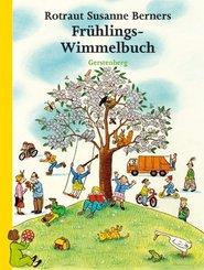 Rotraut Susanne Berners Frühlings-Wimmelbuch