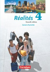 Réalités, Nouvelle édition: Carnet d' activites; Bd.4