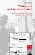 Wehrmacht und sexuelle Gewalt