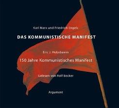 Das Kommunistische Manifest, 2 Audio-CDs