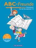 ABC-Freunde, Wörterbuch für die Grundschule Klasse 1-4