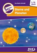 Themen-Heft Sterne und Planeten, Klasse 1 und 2
