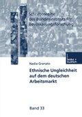 Ethnische Ungleichheit auf dem deutschen Arbeitsmarkt