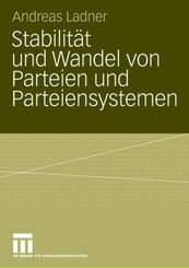 Stabilität und Wandel von Parteien und Parteiensystemen