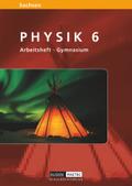 Level Physik, Ausgabe Sachsen, Gymnasium: Klasse 6, Arbeitsheft