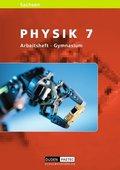 Level Physik, Ausgabe Sachsen, Gymnasium: Klasse 7, Arbeitsheft