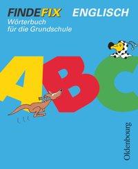 Findefix - Wörterbuch für die Grundschule - Englisch