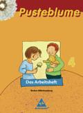 Pusteblume, Das Sprachbuch, für Baden-Württemberg: 4. Schuljahr, Das Arbeitsheft