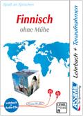 Assimil Finnisch ohne Mühe: Lehrbuch und 4 Audio-CDs