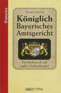 Königlich Bayerisches Amtsgericht: Der Bierkrawall und andere Verhandlungen