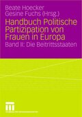 Handbuch Politische Partizipation von Frauen in Europa - Bd.2