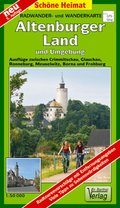 Doktor Barthel Karte Altenburger Land und Umgebung