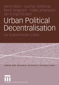 Urban Political Decentralisation