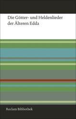 Die Götter- und Heldenlieder der Älteren Edda