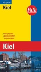Falk Plan Kiel, Cityplan
