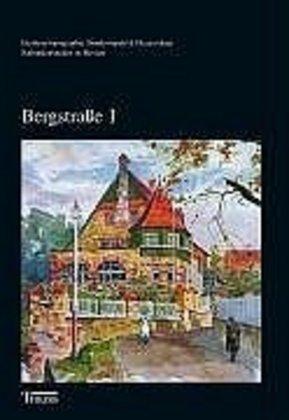 Kulturdenkmäler in Hessen: Kreis Bergstraße - Tl.1