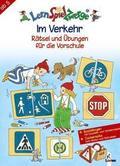 LernSpielZwerge, Übungshefte: Im Verkehr - Rätsel und Übungen für die Vorschule; Vorschule