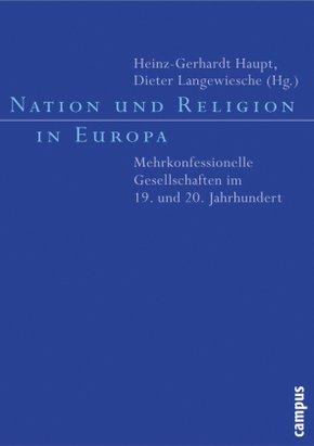 Nation und Religion in Europa
