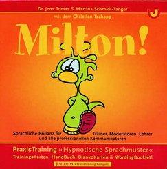 Milton!, m. Audio-CD, 63 Übungs- und 19 Blankokarten