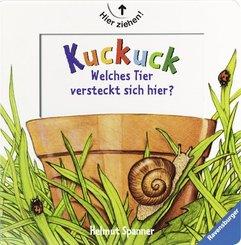 Kuckuck, Welches Tier versteckt sich hier?
