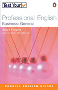 Test Your Professional English, Business: General