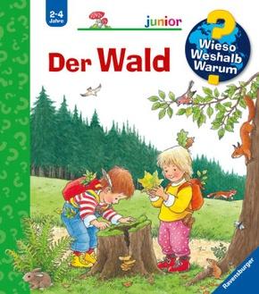 Der Wald - Wieso? Weshalb? Warum?, Junior Bd.6