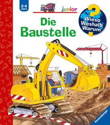 Die Baustelle - Wieso? Weshalb? Warum?, Junior Bd.7