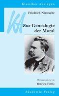 Friedrich Nietzsche, Genealogie der Moral
