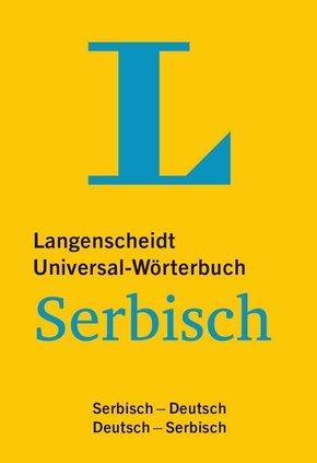 LG Universal-Wörterbuch Serbisch