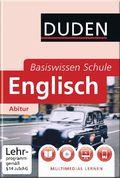 Duden Basiswissen Schule; Englisch Abitur, m. DVD-ROM